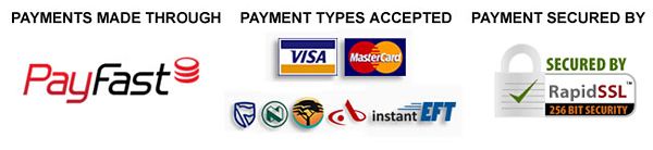 Secure Payment with PayFast